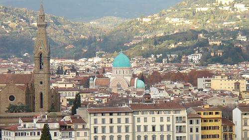 Synagogue in Florence